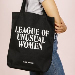 Handbags - League of Unusual Women Tote from The Wing